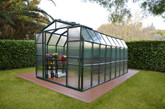 8 Feet 6 Inches x 16 Feet 8 Inches Grand Gardener Greenhouse