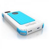 Dog and Bone wetsuit iPhone 5s case blue on white case