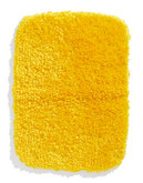 Distinctly Home Shag Bath Mat - Yellow