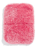 Distinctly Home Shag Bath Mat - Pink