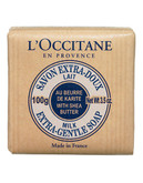 L Occitane Shea Extra Gentle Soap Milk - No Colour - 100 ml