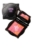 Anna Sui Face Color Accent - Antique Rose