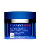Clarins Men Linecontrol Cream For Dry Skin - No Colour