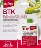 Safer BTK insecticide caterpillar killer 100ml 1000419082