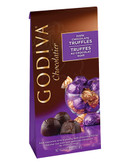 Godiva Dark Chocolate Truffles - Chocolate