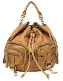 Lucky Brand Ventura Convertible Backpack - Cognac