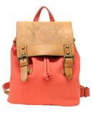 Lucky Brand Alameda Backpack - Cayenne