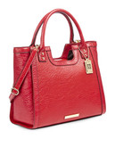 Anne Klein Against the Grain Large Tote - Carnation