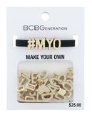 Bcbgeneration BYO Mini Pack - GOLD BLACK