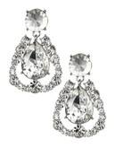 Kate Spade New York Chandelier Earrings - Silver