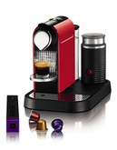Nespresso Citiz & Milk Red - Red
