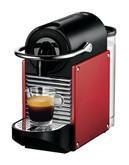 Nespresso Pixie Carmine - Carmine Red