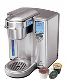 Breville Gourmet Single Cup Keurig Brewer - Silver