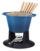 Le Creuset 1.7L Traditional Fondue - Blue