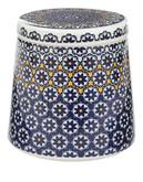 Denby Monsoon Alhambra Storage Jar - Multi Coloured