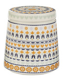 Denby Monsoon Jerez Storage Jar - Multi Coloured