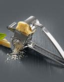 Boska Romano Hand Cheese Grater - Silver