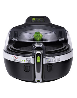 T-Fal Actifry 1.5 kg 2 in 1 - Black