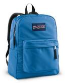 Jansport Superbreak Backpack - Swedish Blue