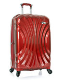 Heys Atlantis Elite made from German PURE PC - Red - 3 Piece