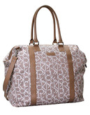 Calvin Klein Signature Weekender - Brown - 18