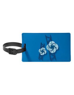 Samsonite Luggage Tag - Blue