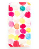Bando Frills Printed iPhone Cover - Dottie