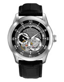 Bulova Men's Mechanical Watch - Black