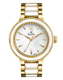 Bulova Bulova Gold Watch - Gold