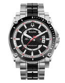 Bulova BULOVA Men's Sports Watch - Silver