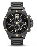 Armani Exchange Mens   AX1513 - Black