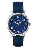 Timex Men's Modern Originals Grande Classics  Watch - Blue