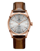 Hamilton Mens Timeless Classic 42mm Automatic  H42445551 - Brown