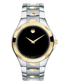 Movado Luno Sport Watch - Two Tone