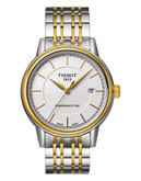 Tissot Mens Carson Standard Watch - Two Tone