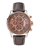 Gc Men's GC Techno Class Watch - Brown