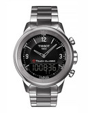 Tissot Mens Classic Touch  Quartz T0834201105700 - Silver