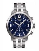 Tissot Mens PRC200  Quartz Chrono T0554171105700 - Blue