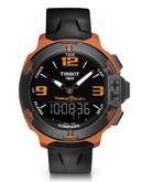 Tissot Mens TRace Touch  Aluminum Quartz  T0814209705703 - Black