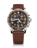 Victorinox Swiss Army Alliance Watch - Brown