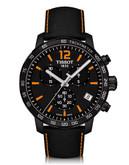 Tissot Mens Quickster  Quartz Chrono T0954173605700 - Black