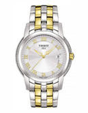Tissot Mens Ballade III  Quartz T0314102203300 - Two Tone