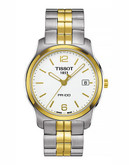 Tissot Mens PR100 Standard Watch - Two Tone