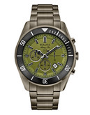 Bulova Bulova Marine Star Sport Watch - Green
