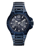Guess Special Edition Tiësto Watch - Blue