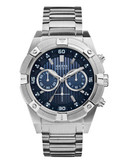 Guess Mens Blue Sport Watch - BLUE