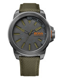 Hugo Boss New York Watch - GREEN