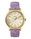 Timex Timex Modern Originals - Purple