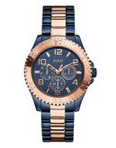 Guess Ladies Sport Watch W0231L6 - Blue