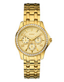 Guess GUESS Ladies Sport Watch - Gold